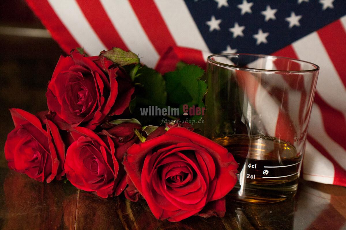 Bourbon Fass Four Roses 190 l