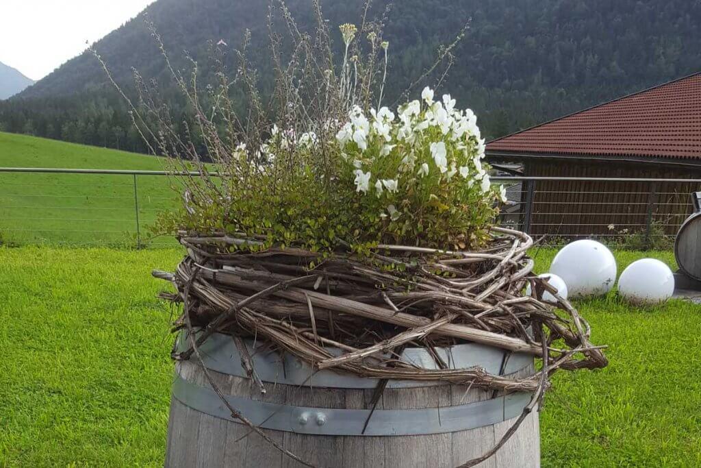 Dekofass für den Garten bei Wilhelm Eder in Bad Dürkheim kaufen